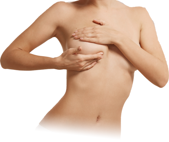 woman-checking-her-breast-for-breast-cancer